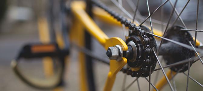 Πλήρη Ασφάλεια Ποδηλάτου